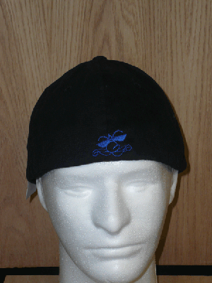 Ball cap back side picture